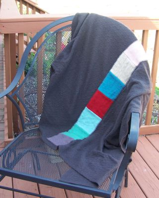 Cashmere Blanket 45 X 45