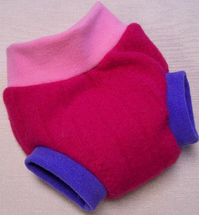 Hot Pink/Rose/Iris Hybrid Soaker, sz L-