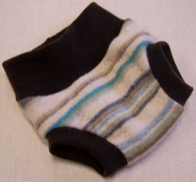 Soft Stripes Hybrid Soaker, sz S-