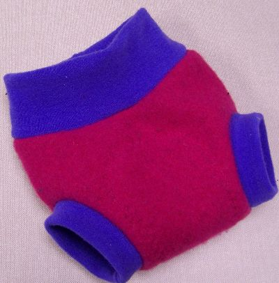 Hot Pink/Iris Hybrid Soaker, sz M-