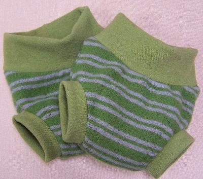Lime Stripes Hybrid Soaker, sz M-