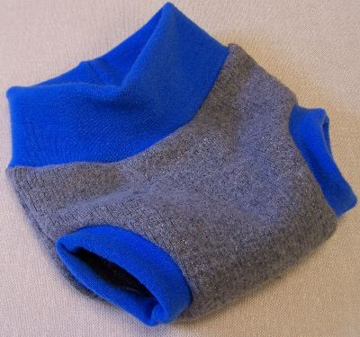 Nickel/Brilliant Blue Hybrid Soaker, sz M-